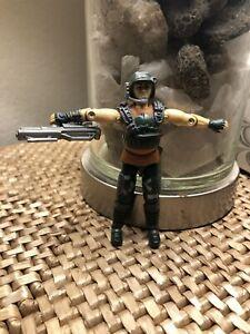 G.I.Joe cobra Battle Force 2000 DODGER Complete Vintage 1987 figure lot tight