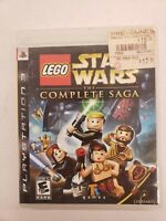 LEGO Star Wars: The Complete Saga PS3 - Complete & Free Shipping!