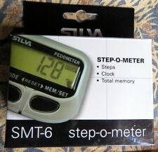 Silva SMT-6 step-o-meter Pedometer