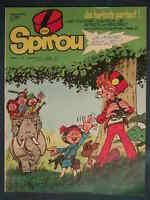 SPIROU N°2150 du 28/06/1979 (HUBINON,MITTEI,TILLIEUX,FRANQUIN..