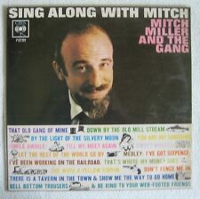 LP MITCH MILLER AND THE GANG SING ALONG WITH MITCH HOLLAND CBS