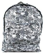 Brand New Gray Hello Kitty Eikoh Back Pack / School Bag