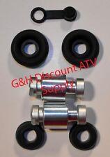 1988-00 Honda TRX 300 FW 4x4 Fourtrax Front Brake Wheel Cylinder Rebuild Kit Set