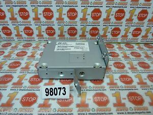12 13 14 HYUNDAI VELOSTER COMMUNICATION TELEMATICS MODULE 96510-2V100 OEM