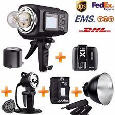 Godox AD600B TTL HSS Bowens Mount 600W Wireless Strobe Flash + X1T-C for Canon