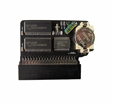 Neuf Amiga 600 1MB Extra Puce Mémoire RAM Trappe + Rtc Real Temps Horloge #695