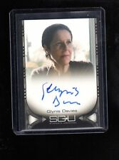 Stargate Universe season 2 Glynis Davies auto card