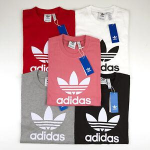 Adidas Originals Men's T-Shirt Trefoil Graphic Tee