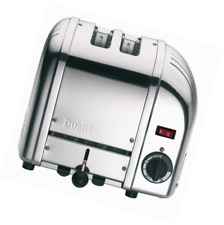 Dualit 20441 2 Slice Toaster in Polished Stainless Steel