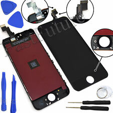 LCD Touch Screen Display Digitizer Assembly Replacement for iPhone 5C BlackWhite