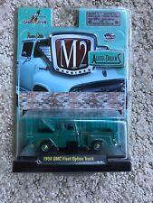 M2 MACHINES AUTO TRUCKS 1958 GMC FLEET OPTION TRUCK RELEASE 21 CHASE