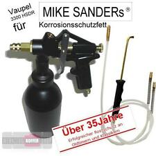 Vaupel Druckbecherpistole f. Mike Sanders - 3300 HSDR Hohlraumpistole + 2 Sonden