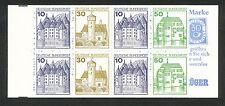 Bundespost boekje 22 I e oZ postfris