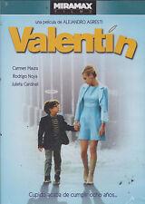 DVD - Valentin NEW Pelicula De Alejandro Agresti Carmen Maura FAST SHIPPING !