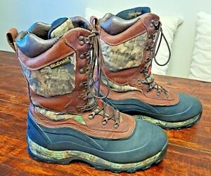 NEW LACROSSE BUCKMASTER HUNTING BOOTS 800 GRAMS TIMBER Sz 13 $190 LOW S/H