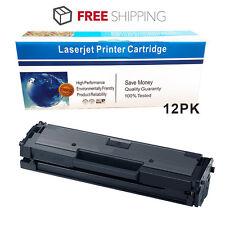12PK MLT-D111S Toner Cartridge For SAMSUNG Xpress SL-M2020W SL-M2070W SL-M2070FW