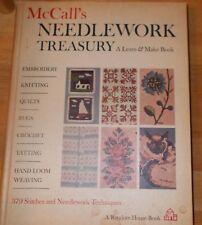 MCCall's Needlework Treasury : A Learn and Make Book 1964