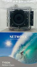 Networx Tyson Action Cam 12 MP, USB, HDMI 1080p Videokamera 30 meter wasserdicht
