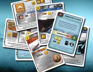 Terraforming Mars Turmoil Promo Cards