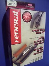 Spark Plug Wire Set Federal Parts 2930