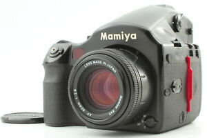 Film tested [Near MINT] Mamiya 645 AFD + AF 80mm f/2.8 Lens HM401 FB from JAPAN
