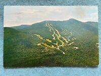 Waterville Valley Ski Area, New Hampshire Vintage Postcard