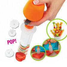 Stylish Fruit Salad Carving Vegetable Smoothie Cake Tools Kitchen Bar Cooking
