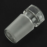 24/40 Hexagonal Hollow Glass Stopper Ground Taper Joint,Lab Glassware Super