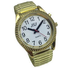 English Talking Watch, Talking Date and Time, with Alarm, Expansion Band
