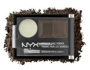 NYX  Eye Brow Cake Powder Kit - Choose your Shade. NEW.