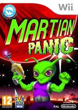 Nintendo Wii Martian Panic (wii) VideoGames