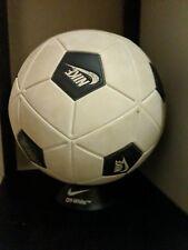 Nike Off-White Magia Soccer Ball Football White Mon Amour Size 5 Lab Sc3520-100