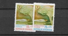 1983 MNH Indonesia Michel 1102-3 postfris**