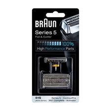 BRAUN 51S Combi Serie 5 360° Complete argento (8000) 51S 81387975
