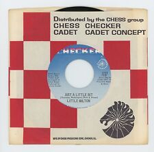 Little Milton 1969 Checker Stereo 45rpm Just A Little bit / Spring Northern Soul