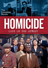HOMICIDE: LIFE ON THE STREE...-HOMICIDE: LIFE ON THE STREET - COMPLETE S DVD NEW