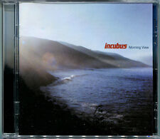 "Incubus ""Morning view"" CD incl. wish you were here, nice to know you"