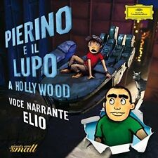 Deutsche Grammophon primo Novecento Pierino e il Lupo a Hollywood