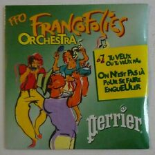 PERRIER / FFO FRANCOFOLIES ORCHESTRA : TU VEUX OU TU VEUX PAS ♦ CD Single NEUF ♦