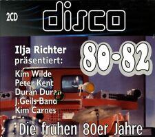 Ilja Richter Präsentiert: : Disco 80-82 - Die Frühen 80er Jahre - 2 CDs