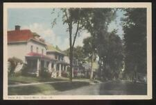 Postcard GRAND MERE Quebec/CANADA  3rd Third Ave Family Houses/Homes view 1940's
