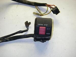 schalter rechts licht start notaus interrupteur switch SUZUKI VX800