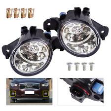 Paar LED Scheinwerfer Links Rechts Nebel Licht Tagfahrlicht fit Infiniti Nissan