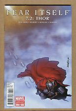 Fear Itself  - # 7.2 - Thor -  2012 (Grade 9.4) WH