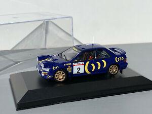 WRC RALLY 1/43 TROFEU PRODRIVE SUBARU IMPREZA 555 MCRAE NETWORK Q NIGHTLIGHT 95