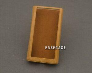A6 EASECASE Custom-Made Genuine Leather Case For FiiO M15