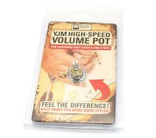 (1) Seymour Duncan YJM High Speed 250k Split Shaft Volume Pot 11807-50-250
