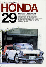 [BOOK] HONDA WCG29 S800 S600 NSX CR-X Accord Civic RA272 McLAREN Integra Japan