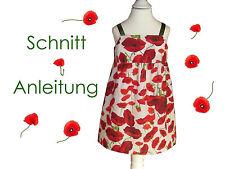 Schnitt+ Nähanleitung Sommerkleid Gr. 68-128 als Ebook