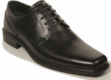 ECCO Shoes Model Johannesburg Lace Black Leather EUR 39